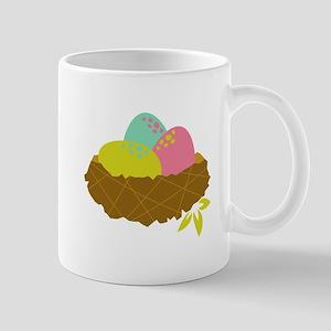 Easter Egg Nest Mugs