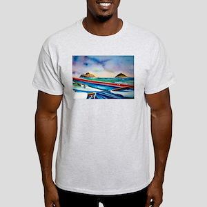 Lanikai Canoe T-Shirt