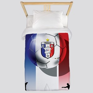 France Football Twin Duvet