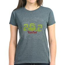 Marathon Optional Text Women's Dark T-Shirt