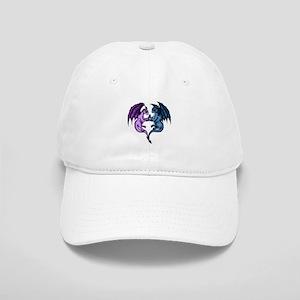 Dragon Couple Baseball Cap