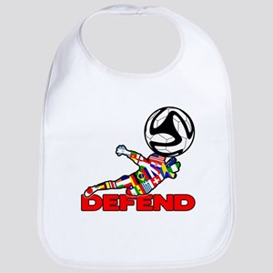 Goalie Defend Bib