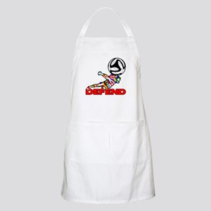 Goalie Defend Apron