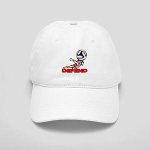 Goalie Defend Baseball Cap