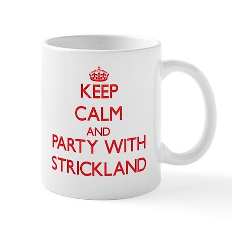 Strickland Mugs