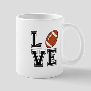Love football Mugs
