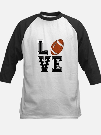 Love football Baseball Jersey