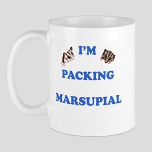 I'm Packing Marsupial Mug