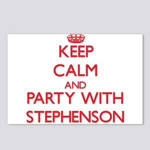 Stephenson Postcards (Package of 8)