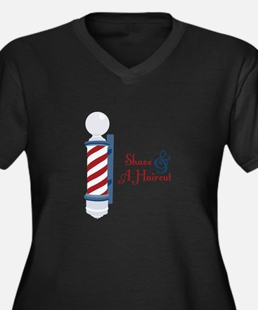 Shave And A Haircut Plus Size T-Shirt