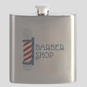 Barber Shop Flask