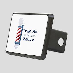 Trust Me Im A Barber Hitch Cover