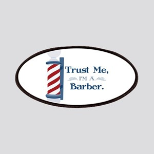 Trust Me Im A Barber Patches