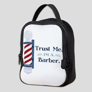 Trust Me Im A Barber Neoprene Lunch Bag