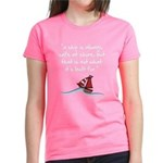 A ship is always safe at shore T-Shirt