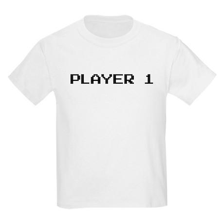 Player 1 Kids Light T-Shirt