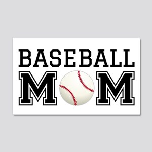 Baseball mom Wall Decal