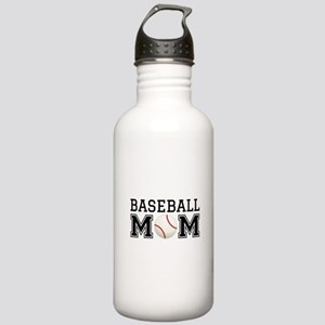 Baseball mom Water Bottle