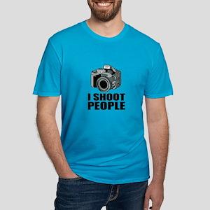 I Shoot People Photographer Tee Shirt T-Shirt