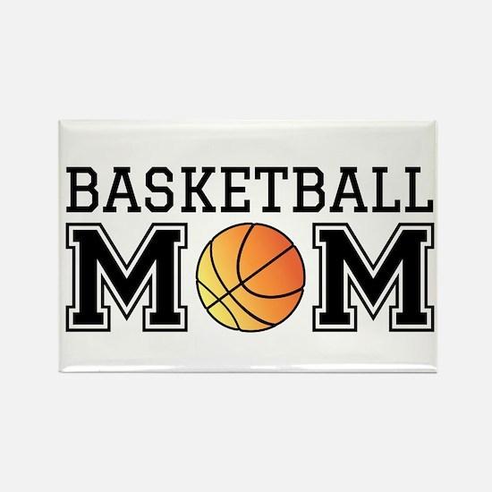 Basketball mom Magnets
