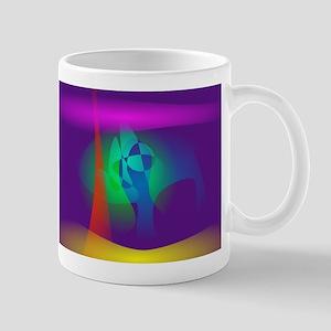 Deep Purple Contrast Mugs