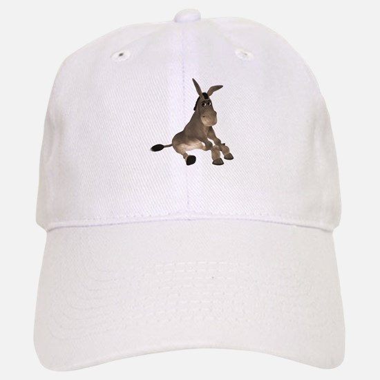 Donkey Baseball Baseball Baseball Cap