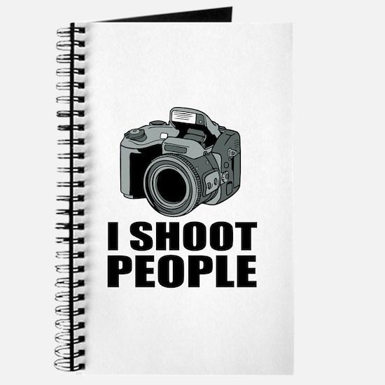 I Shoot People Photography Journal