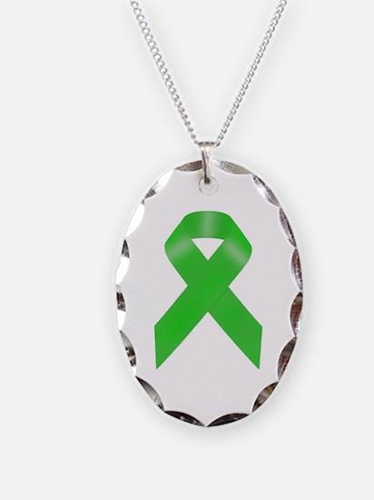 Awareness Ribbon Necklace