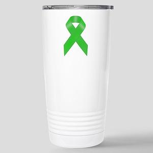 Awareness Ribbon Stainless Steel Travel Mug