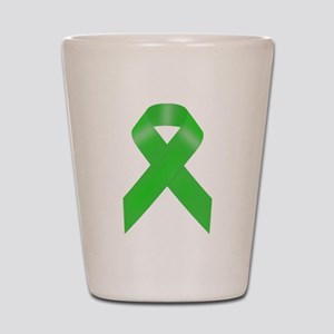 Awareness Ribbon Shot Glass