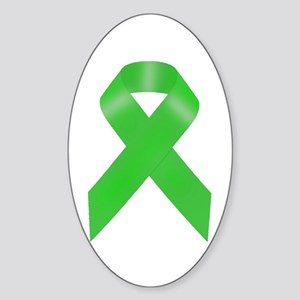 Awareness Ribbon Sticker (Oval)