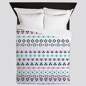 Aztec Influence(iii) Ptn Bbpw Queen Duvet