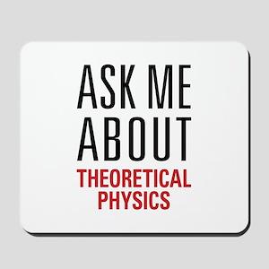 Theoretical Physics Mousepad