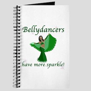 Green Bellydancer Journal