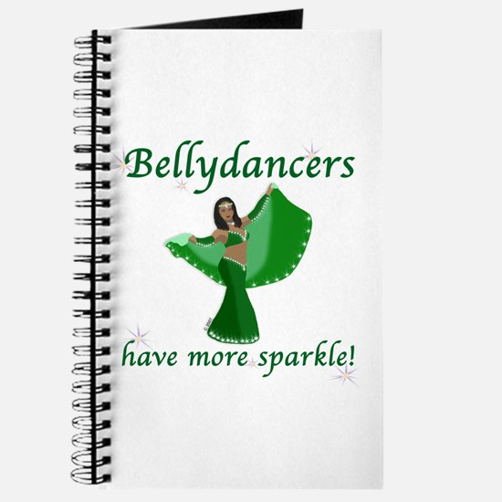Green Bellydancer Journal