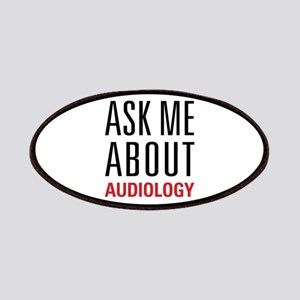 Audiology - Ask Me About - Patches