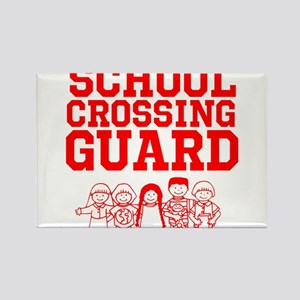 School Crossing Guard Magnets
