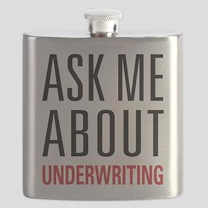 Underwriting Flask