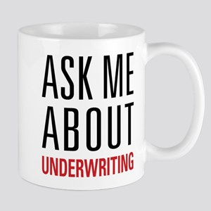 Underwriting Mug
