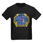 USS GURNARD Kids Dark T-Shirt