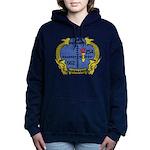 USS GURNARD Women's Hooded Sweatshirt