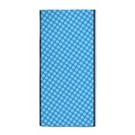 Blue Dots Beach Towel Beach Towel