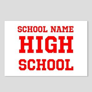 High School Postcards (Package of 8)