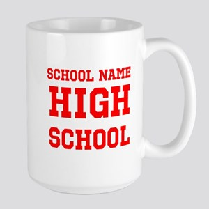 High School Mugs