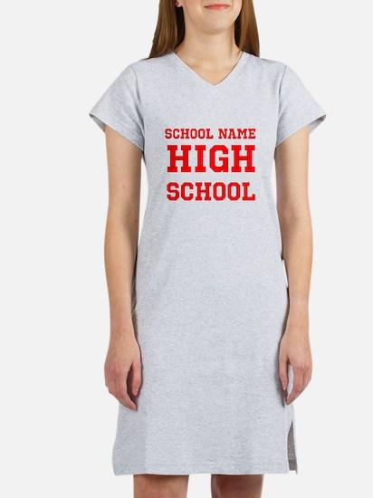 High School Women's Nightshirt