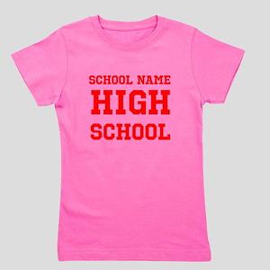 High School Girl's Tee