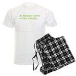 10x10_LShearin_theft_tshirt Men's Light Pajama