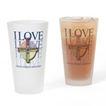 ILX Square Drinking Glass