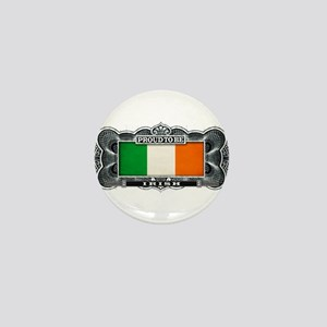 Proud To Be Irish Mini Button