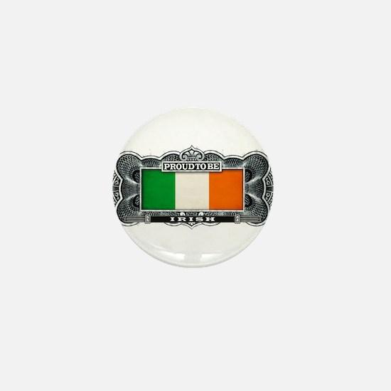 Proud To Be Irish Mini Button